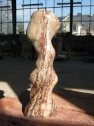 Skulptur aus Lahnmarmor Bongard